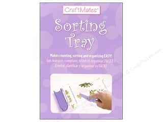Sorters Craft & Hobbies: Craft Mates EZY Sort Tray Acrylic