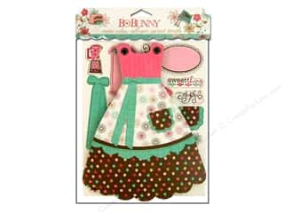 Kitchen > Scrapbooking &amp; Paper Crafts: Bo Bunny Album Mini Edgy Sweet Tooth