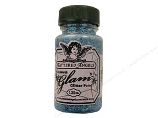 Tattered Angels Glmr Glam Paint 1.35oz Blizzard