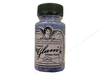 Tattered Angels Glimmer Glam Paint Fast Violet