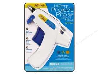 Glues, Adhesives & Tapes Craft Guns: Adhesive Technology High Temp Glue Gun Project Pro Mini