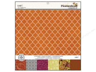 SEI Paper Pad 12&quot;x 12&quot; Homestead