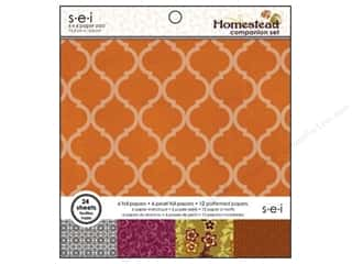 SEI Paper Pad 6&quot;x 6&quot; Homestead
