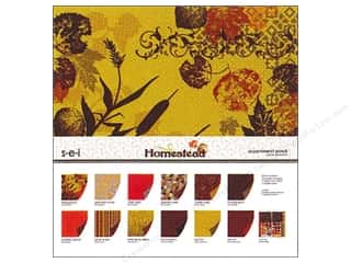 "SEI Assortment Pack 12""x 12"" Homestead"