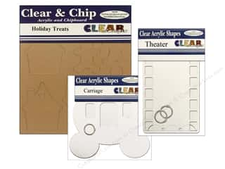 Clear Scraps Album