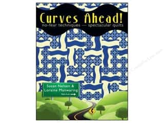 American Crafts Books & Patterns: All American Crafts Curves Ahead Book