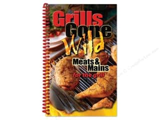 New Years Resolution Sale Book: Grills Gone Wild Meats & Mains Book