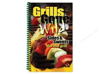 New Years Resolution Sale Book: Grills Gone Wild Sides & Sweets Book
