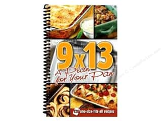 CQ Products: CQ Products 9x13 A Plan For Your Pan Book