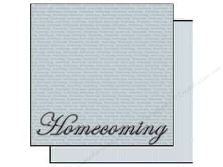 Scrappin Sports Paper 12x12 Title Sport Homecoming (25 sheets)