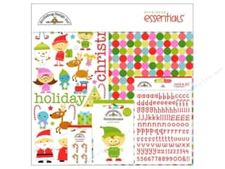 Doodlebug Kit Essentials Santa's Workshop