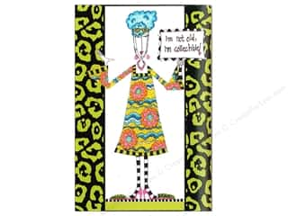 black ink pad: Pictura Purse Pad Dolly Mama Foil I'm Collectable