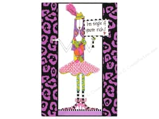black ink pad: Pictura Purse Pad Dolly Mama Foil Single Rich