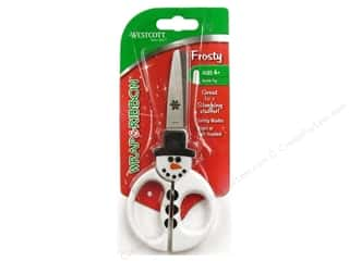 Holiday Sale Westcott: Westcott Scissor Wrap &amp; Ribbon 5&quot; Snowman