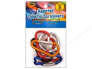 Lanyard Braiding $1 - $2: Toner Accessory Toner Carabiners Assorted 8pc