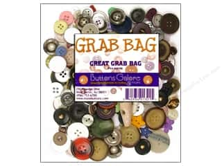 Buttons: Buttons Galore Great Grab Bag 10 oz.