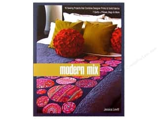 Stash Books An Imprint of C & T Publishing Table Runners / Kitchen Linen Books: Stash By C&T Modern Mix Book