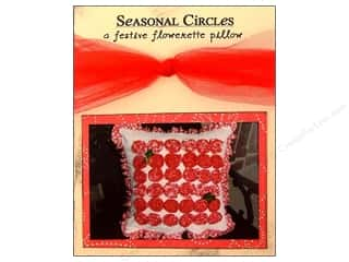 A Pieceable Pear Pattern: A Pieceable Pear Seasonal Circles Pattern