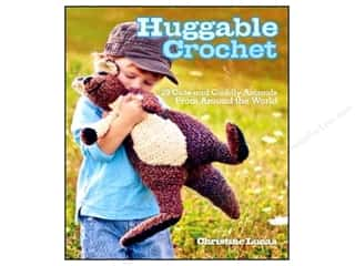 Measuring Tapes/Gauges Yarn Accessories: Krause Publications Huggable Crochet Book