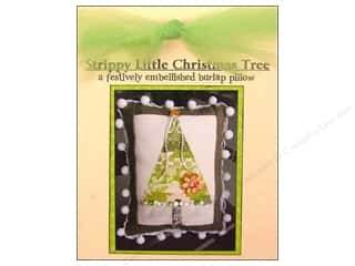 Home Décor Patterns: Strippy Little Christmas Tree Pattern