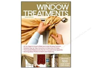 New Years Resolution Sale Book: Window Treatments 2nd Edition Book