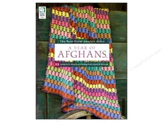A Year Of Afghans Book