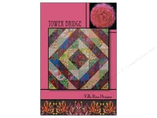 Books & Patterns $0 - $6: Villa Rosa Designs Tower Bridge Pattern