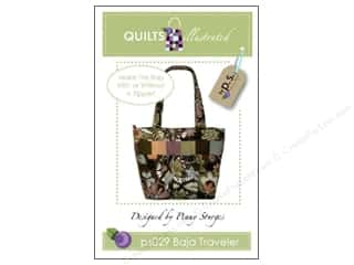 "Purses 14"": Quilts Illustrated Baja Traveler Pattern"