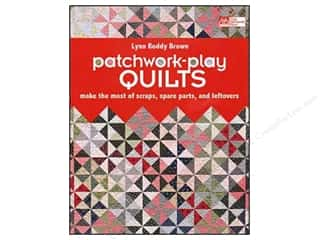 Books $3-$5 Clearance: Patchwork Play Quilts Book
