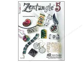 paper craft books: Zentangle 5 Book