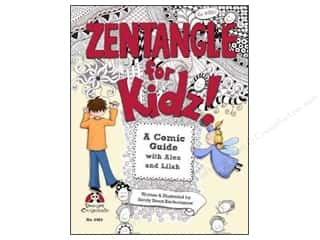 Kid Crafts Books: Design Originals Zentangle for Kidz Book