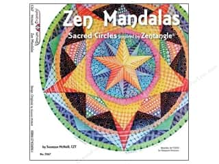 paper craft books: Zen Mandalas Book