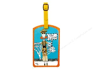 Bright Quilting Notions: Pictura Luggage Tag Dolly Mama Africa