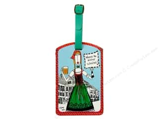 Pictura Luggage Tag Dolly Mama Germany