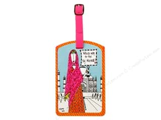 Quilting Vacations: Pictura Luggage Tag Dolly Mama India