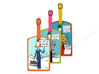 Pictura Luggage Tag
