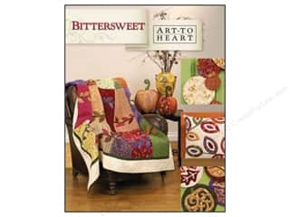 Books & Patterns Fall Sale: Art to Heart Bittersweet Book by Nancy Halvorsen