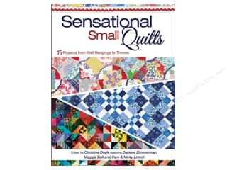 Sensational Small Quilts Book