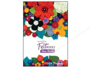 Clearance Blumenthal Favorite Findings: Feltworks Idea Book