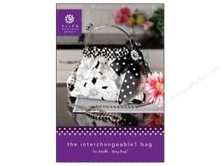 Ellen Medlock LLC Clearance Crafts: Ellen Medlock The Interchangeable 1 Pattern