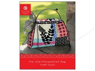 Ellen Medlock LLC Tote Bags / Purses Patterns: Ellen Medlock The Interchangeable 2 Pattern