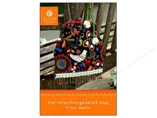 Legacy Patterns Purses, Totes & Organizers Patterns: Ellen Medlock The Interchangeable 3 Pattern