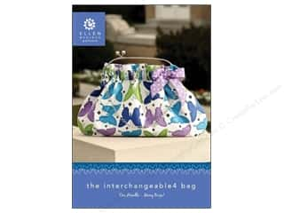 Lila Tueller Designs Tote Bags / Purses Patterns: Ellen Medlock The Interchangeable 4 Pattern