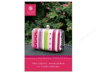 Ellen Medlock Clutch Blank The Classic Minaudiere