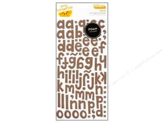 Alphabet Stickers / Number Stickers: American Crafts Thickers Alphabet Stickers Amy Tangerine Hello Truffle