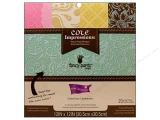 Coredination Cardstock Pack 12&quot;x12&quot; Refreshed 20pc