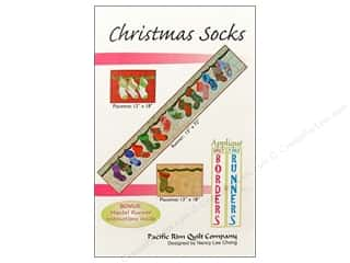Quilt Company, The: Christmas Socks Pattern