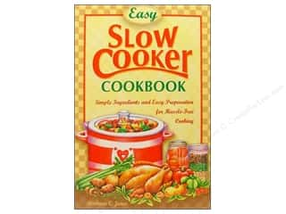Cookbooks: Easy Slow Cooker Cookbook Book