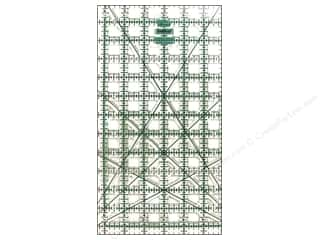 Grace Company, The inches: TrueCut Quilting Ruler 6 1/2 x 12 1/2 in.