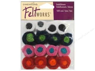 Dimensions Feltworks 100% Wool Felt Sushi Mini